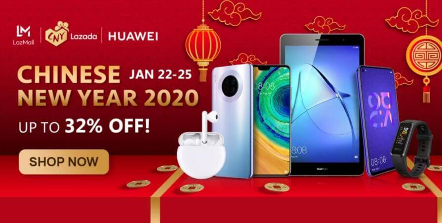 Huawei-Chinese-New-Year-Sale-2020