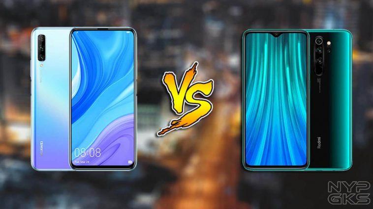 Huawei-Y9s-vs-Xiaomi-Redmi-Note-8-Pro-Comparison