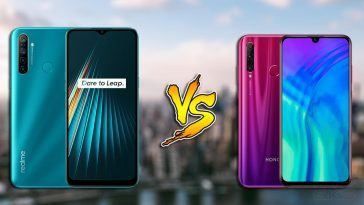Realme-5i-vs-Honor-20-Lite-specs-comparison