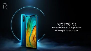 Realme-C3-launch-key-specs