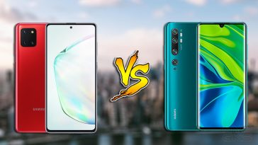 Samsung-Galaxy-Note-10-Lite-vs-Xiaomi-Mi-Note-10-specs-comparison