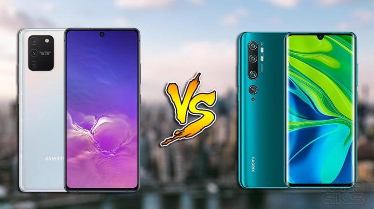 Samsung-Galaxy-S10-Lite-vs-Xiaomi-Mi-Note-10-specs-comparison