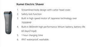 Xiaomi-Electric-Shaver-Philippines