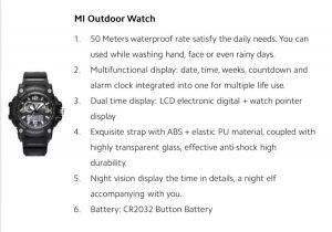 Xiaomi-Mi-Outdoor-Watch-Philippines