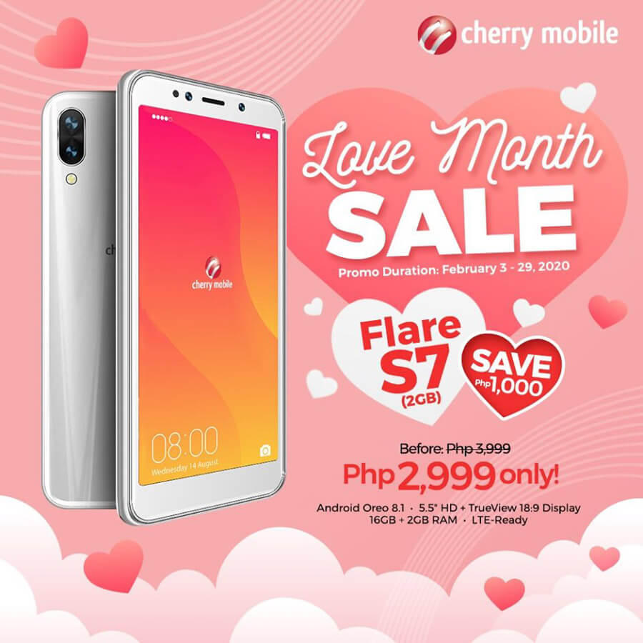 Cherry-Mobile-Flare-S7-price-discount-NoypiGeeks
