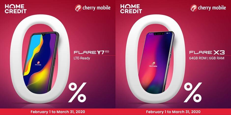 Cherry-Mobile-phones-Home-Credit-installment