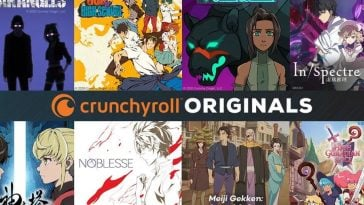 Crunchyroll-original-anime-series