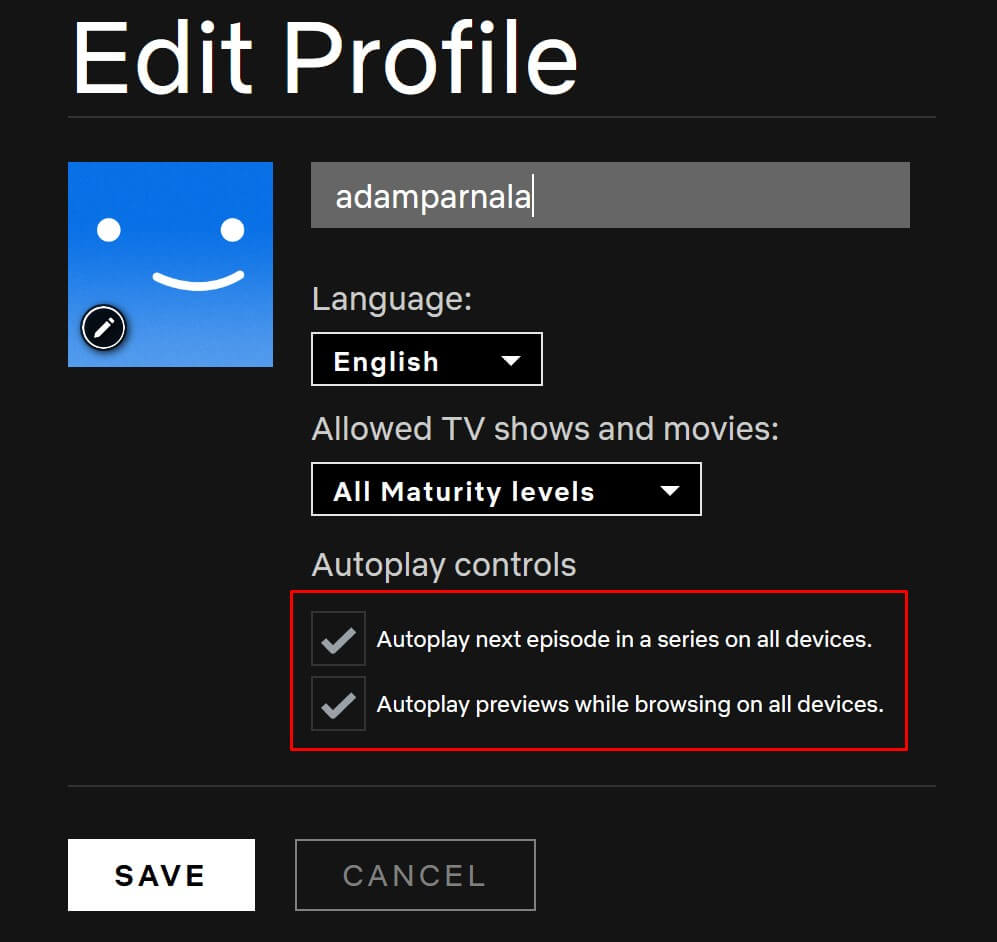 Disable-Netflix-autoplay