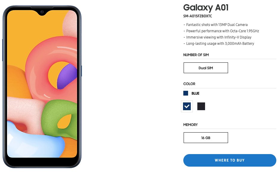 Galaxy-A01-Price-Philippines