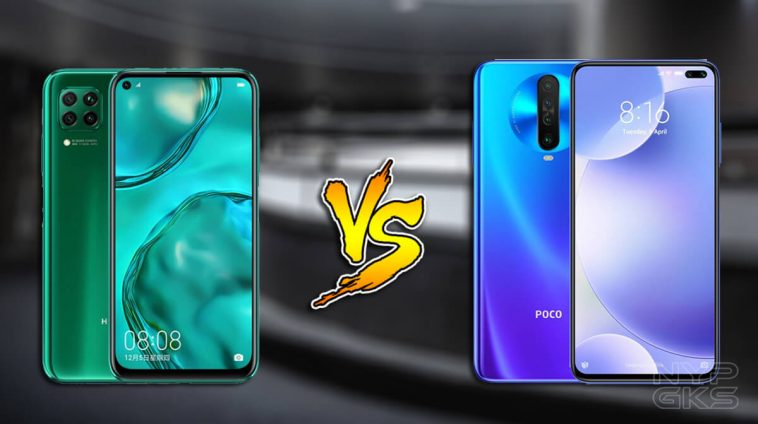 Huawei-Nova-7i-vs-POCO-X2-specs-comparison