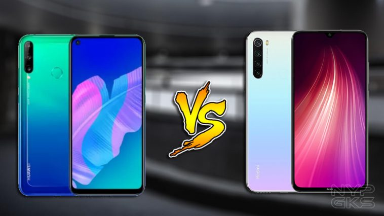 Huawei-Y7p-vs-Xiaomi-Redmi-Note-8-specs-comparison
