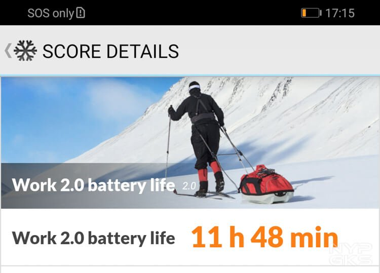 Huawei-Y9s-battery-life