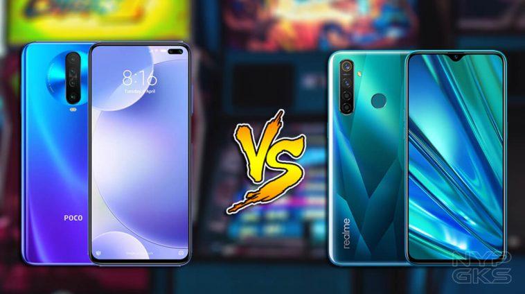 POCO-X2-vs-Realme-5-Pro-specs-comparison-NoypiGeeks