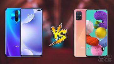 POCO-X2-vs-Samsung-Galaxy-A51-specs
