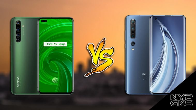 Realme-X50-Pro-5G-vs-Xiaomi-Mi-10-Pro-5G-specs-comparison