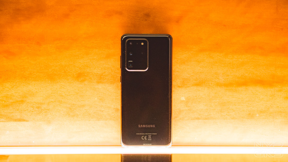 Samsung Galaxy S20 Ultra initial review | NoypiGeeks