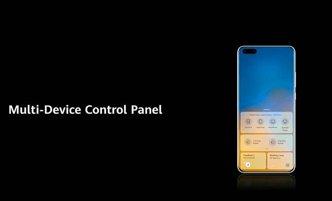 EMUI-10.1-Multi-Device-control-panel