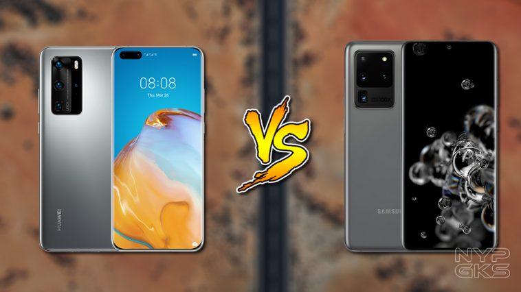 Huawei-P40-Pro-vs-Samsung-Galaxy-S20-Ultra-Specs-Comparison