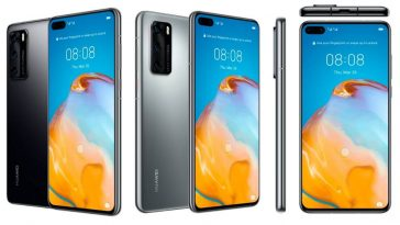 Huawei-P40-series-camera-battery