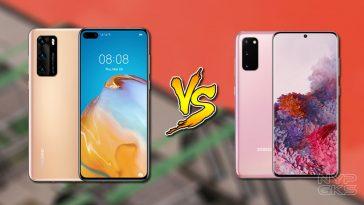 Huawei-P40-vs-Samsung-Galaxy-S20-specs-comparison