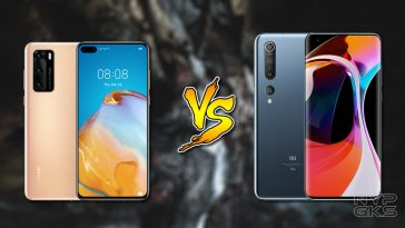 Huawei-P40-vs-Xiaomi-Mi-10-specs-comparison