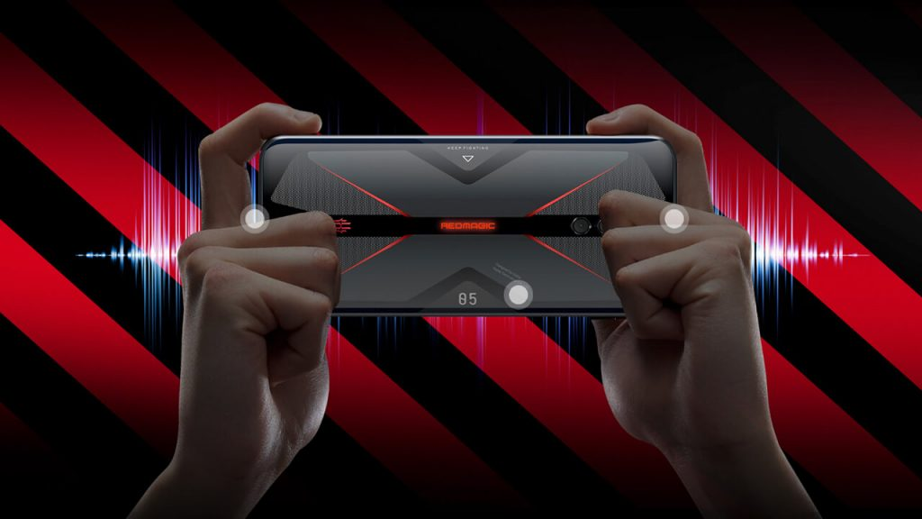 Image result for ZTE nubia red magic 5G  - HD Images