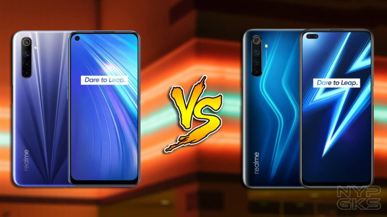 Realme-6-vs-6-Pro-specs-comparison