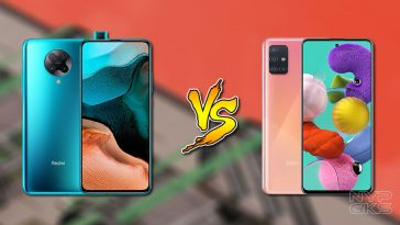 Redmi-K30-Pro-5G-vs-Samsung-Galaxy-A71-specs-comparison