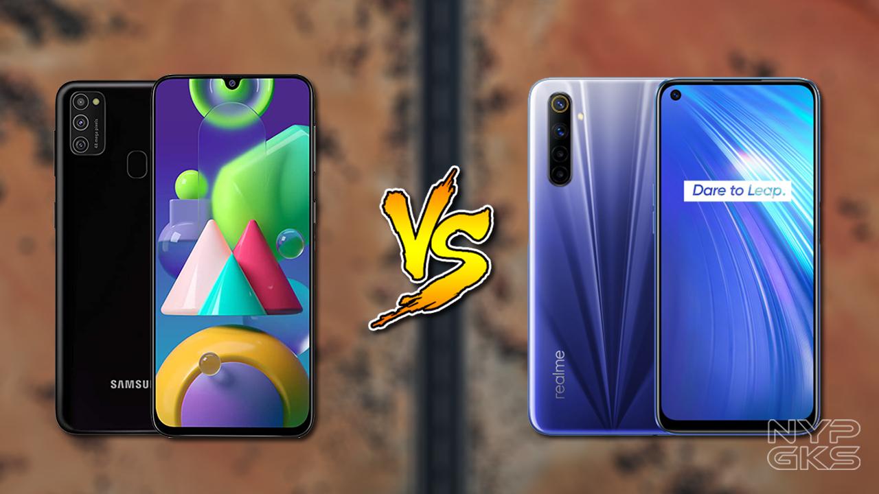 Samsung Galaxy M21 vs Realme 6: Specs Comparison | NoypiGeeks