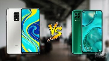 Xiaomi-Redmi-Note-9-Pro-Max-vs-Huawei-Nova-7i-specs-comparison