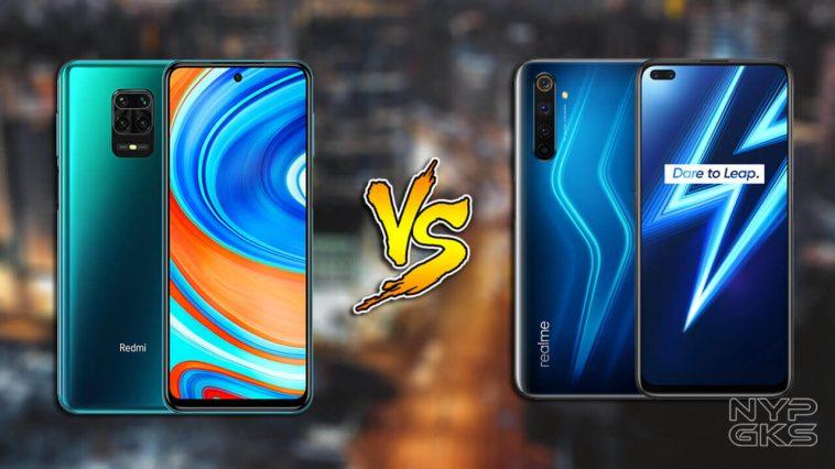 Xiaomi-Redmi-Note-9-Pro-Max-vs-Realme-6-Pro-specs-comparison