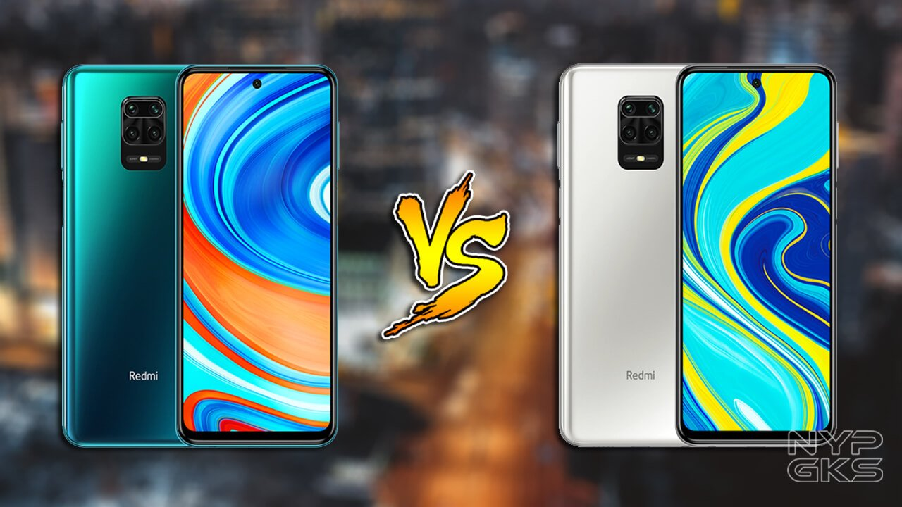 Xiaomi Redmi Note 9 Pro Vs Note 9 Pro Max What S The Difference Noypigeeks