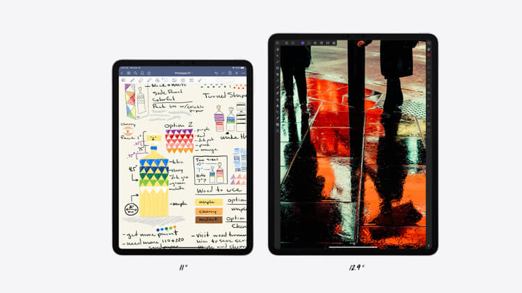 Apple Ipad Pro 2020 With Dual Cameras Trackpad Price In
