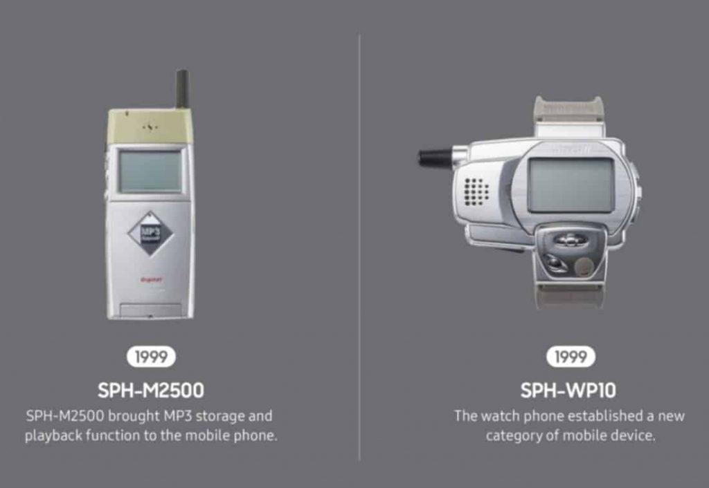 First-Samsung-phones