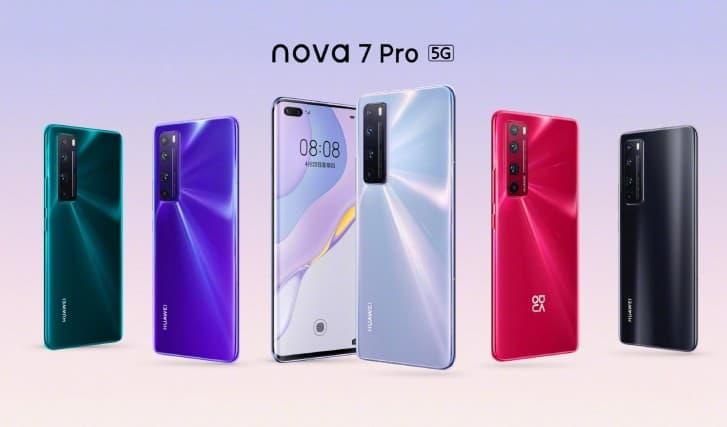 Huawei-Nova-7-Pro-Specs