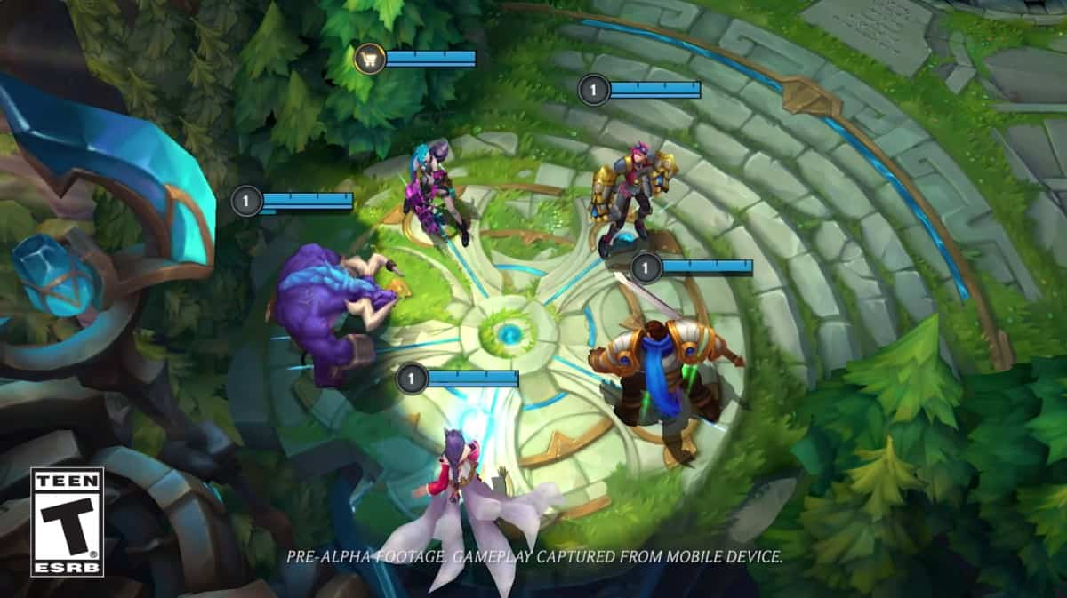 League Of Legends Mobile Everything We Know So Far About Lol Wild Rift Noypigeeks