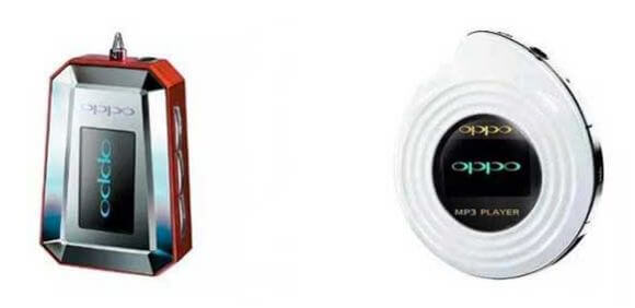 OPPO-MP3-players