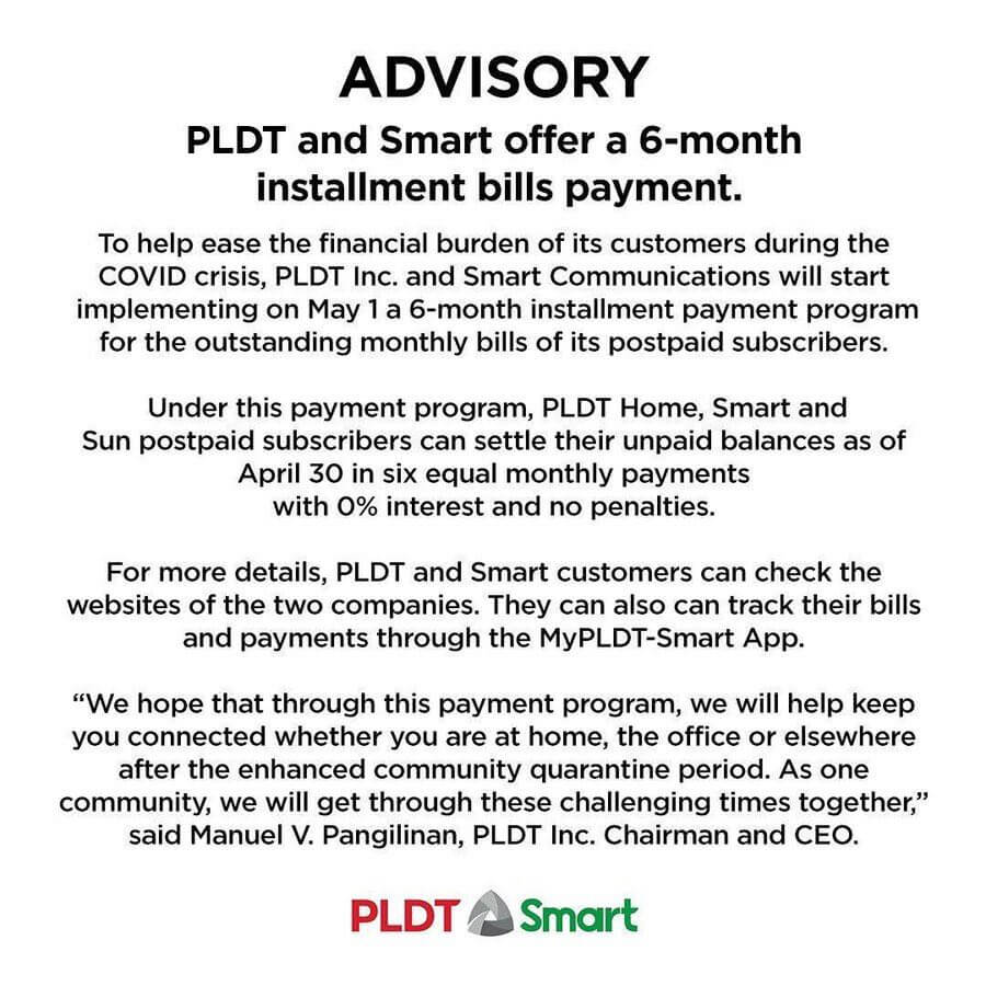 PLDT-Smart-Suncellular-6-months-installment-plan