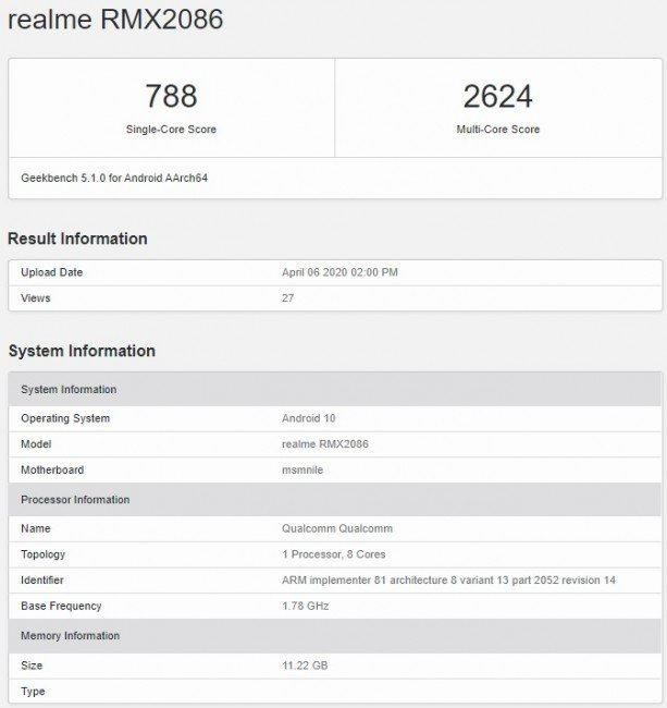 Realme X3 Superzoom Spotted To Arrive With Snapdragon 855 And
