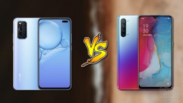 Vivo-V19-vs-OPPO-Reno-3-specs-comparison