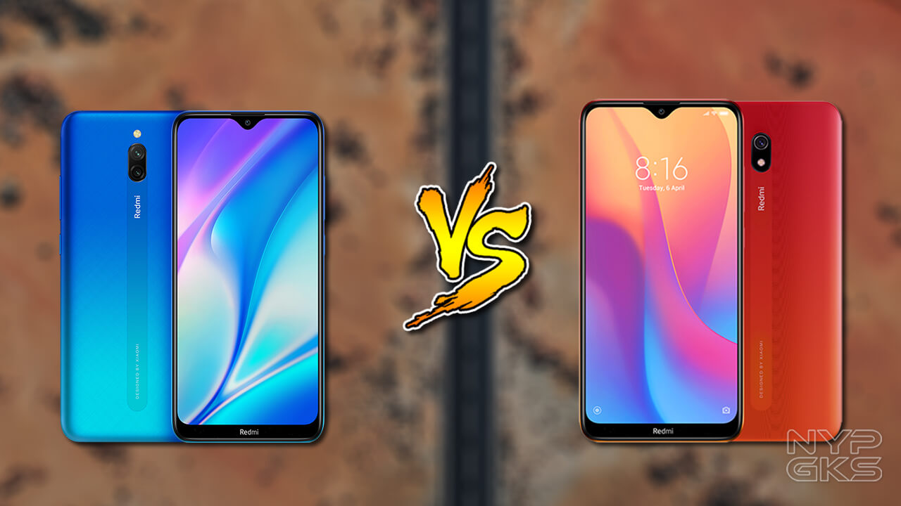 Xiaomi-Redmi-8A-Pro-vs-Redmi-8A-Specs-difference