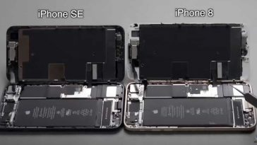 iPhone-SE-2020-iPhone-8-teardown