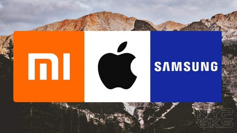 Apple-Samsung-Xiaomi