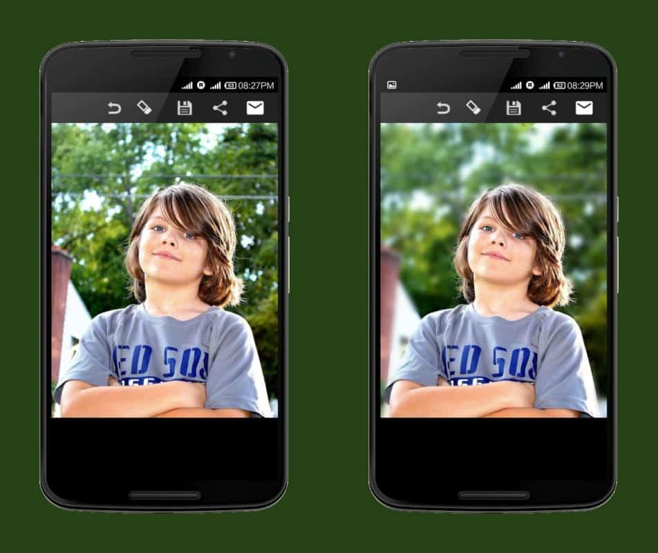 DSLR-Blur-Image-app