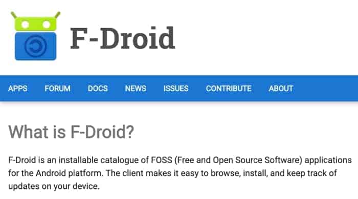 F-droid-APK-file-downloader