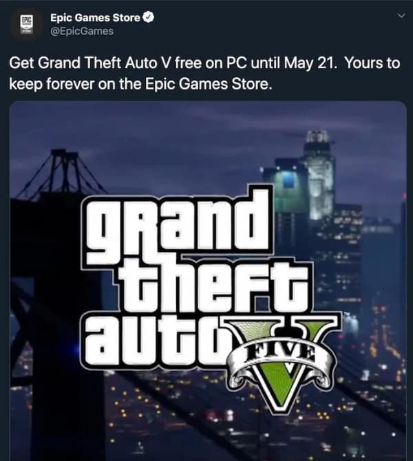 GTA-Epic-Games