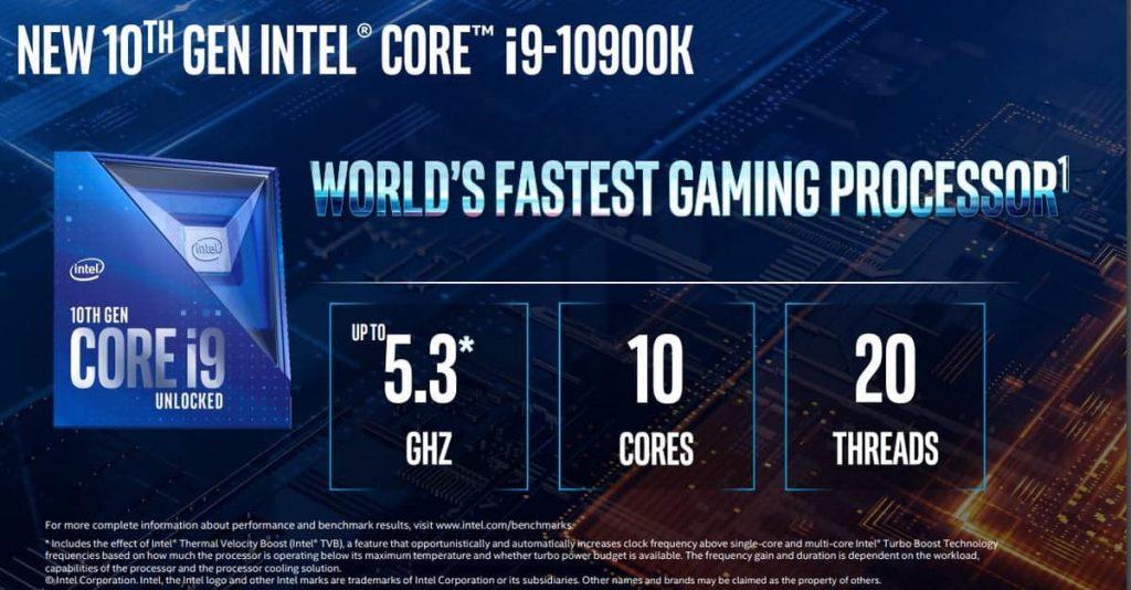 Intel-Core-i9-10th-gen