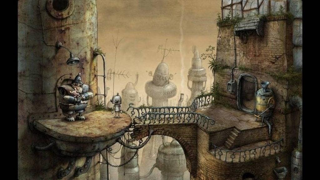 Machinarium-Escape-Games