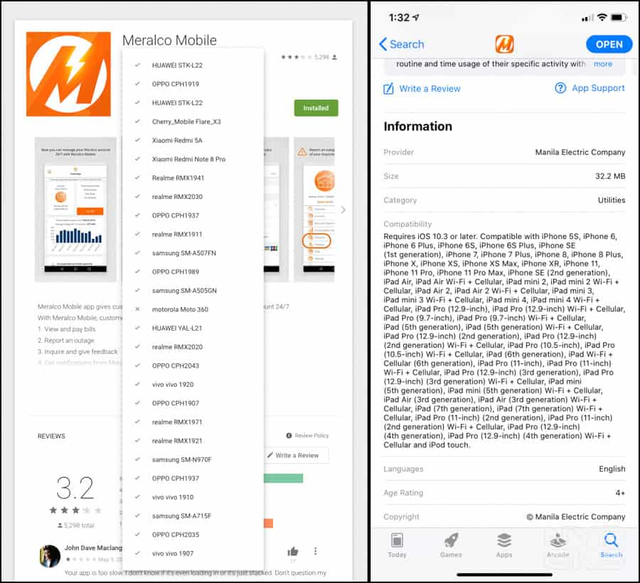 Meralco-App-Compatible-devices-Noypigeeks