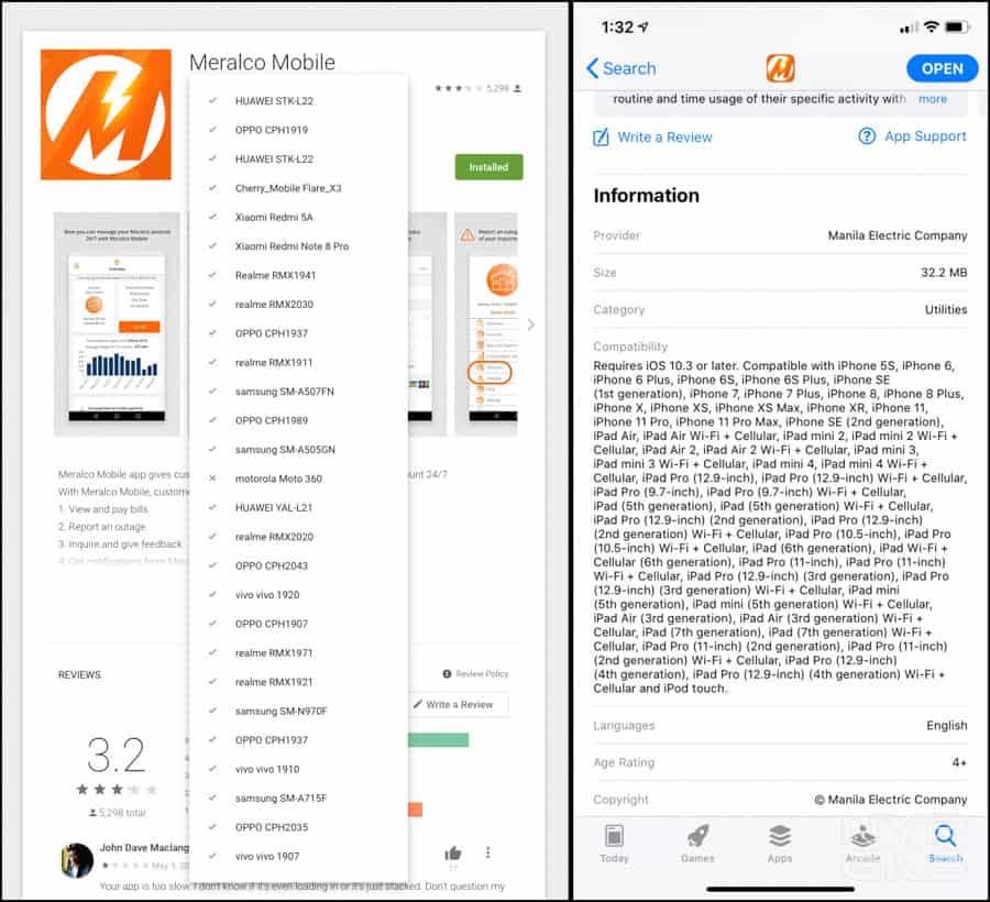 Meralco-App-Compatible-devices-Noypigeeks